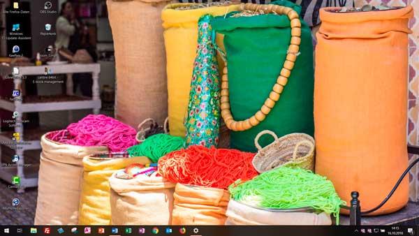 Desktop-Ansicht