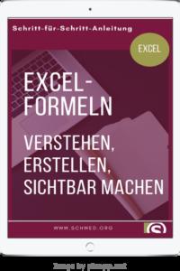 Excel Formeln verstehen, erstellen, sichtbar machen
