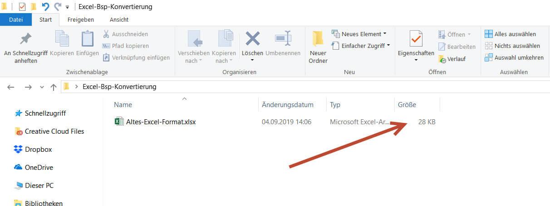 Excel-Datei-Groesse-nach-Konvertieren