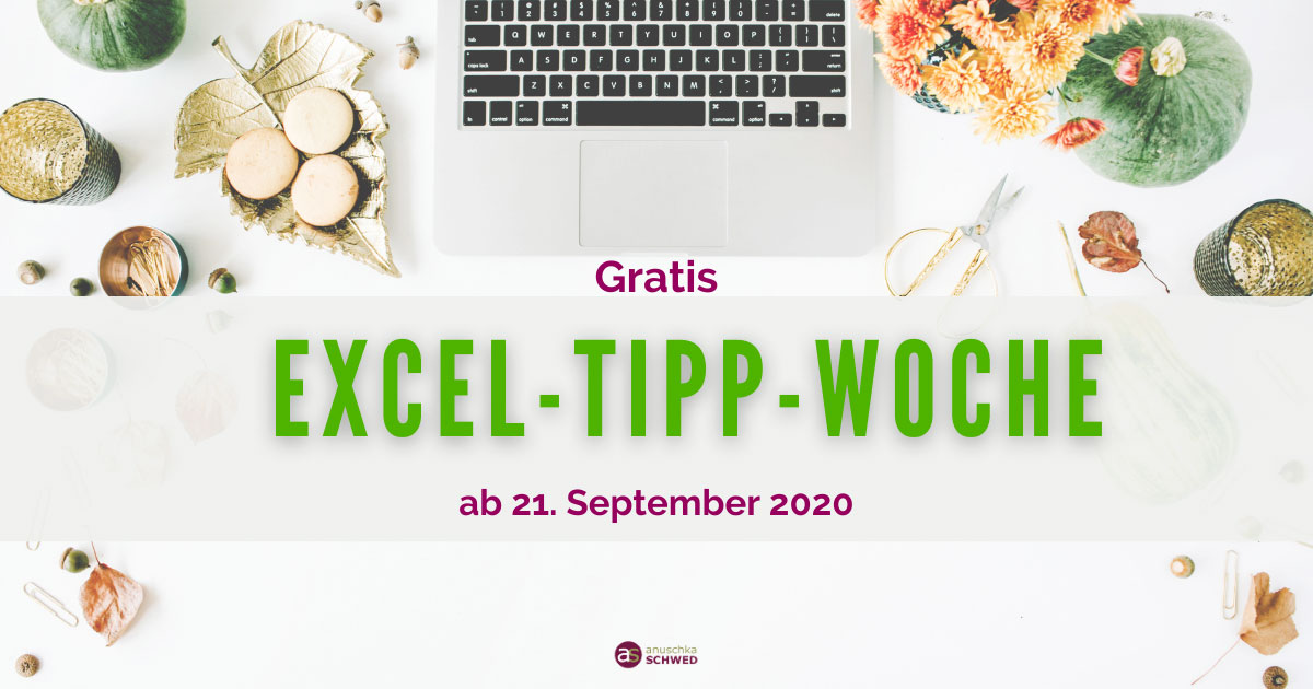 EXCEL-Tipp-Woche