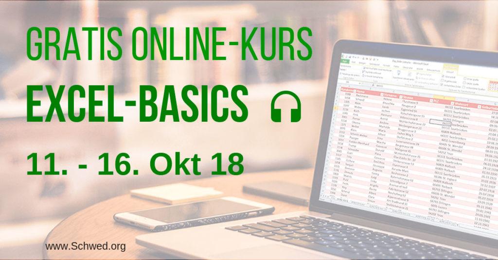 Gratis Excel-Basis-Online-Kurs