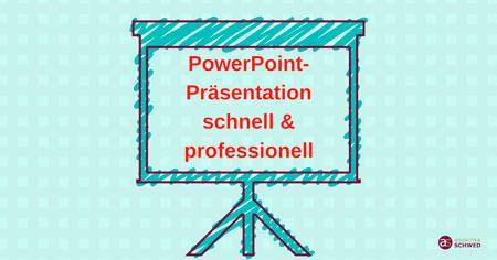 Online-Webinar PowerPoint-Vorlage mit eigenem Design