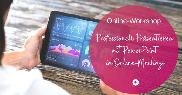 Online Präsentieren mit PowerPoint - leicht und professionell