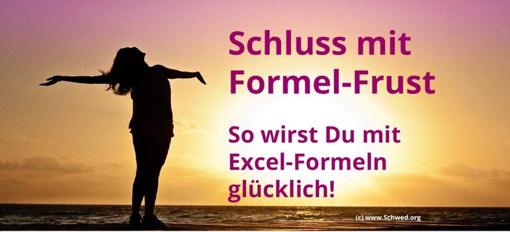 Schluss mit Formel-Frust Online-Workshop
